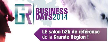 Le Groupe Entropia aux GR Business Days 2014